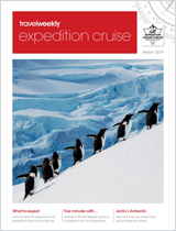 Expedition Cruise: March 19